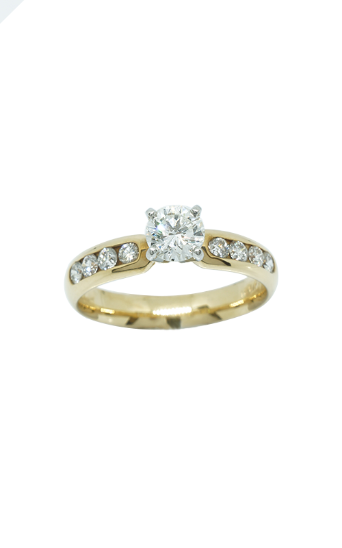 Lin's Jewelry Engagement Ring 105-00181 product image